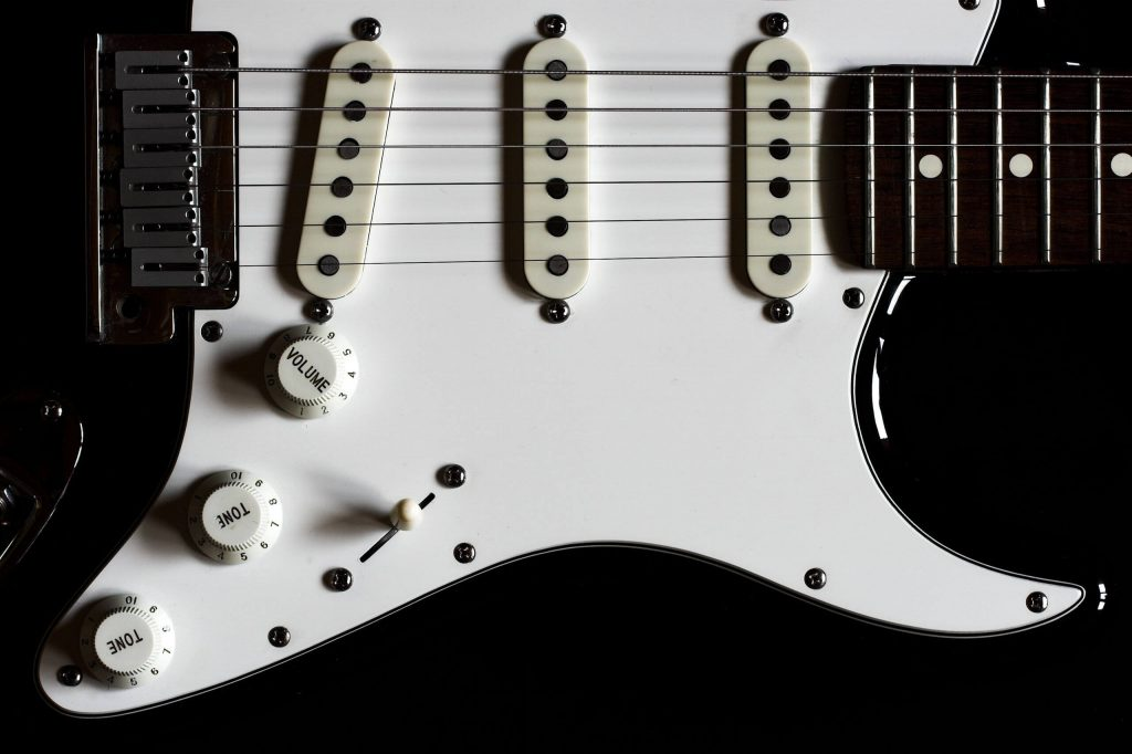 Single Coil Pickups an Fender Strat