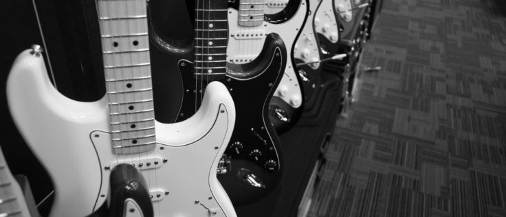 Fender Stratocaster Modelle