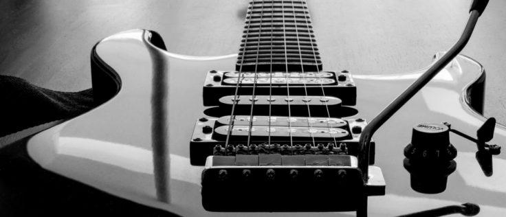 E-Gitarre Mechanik