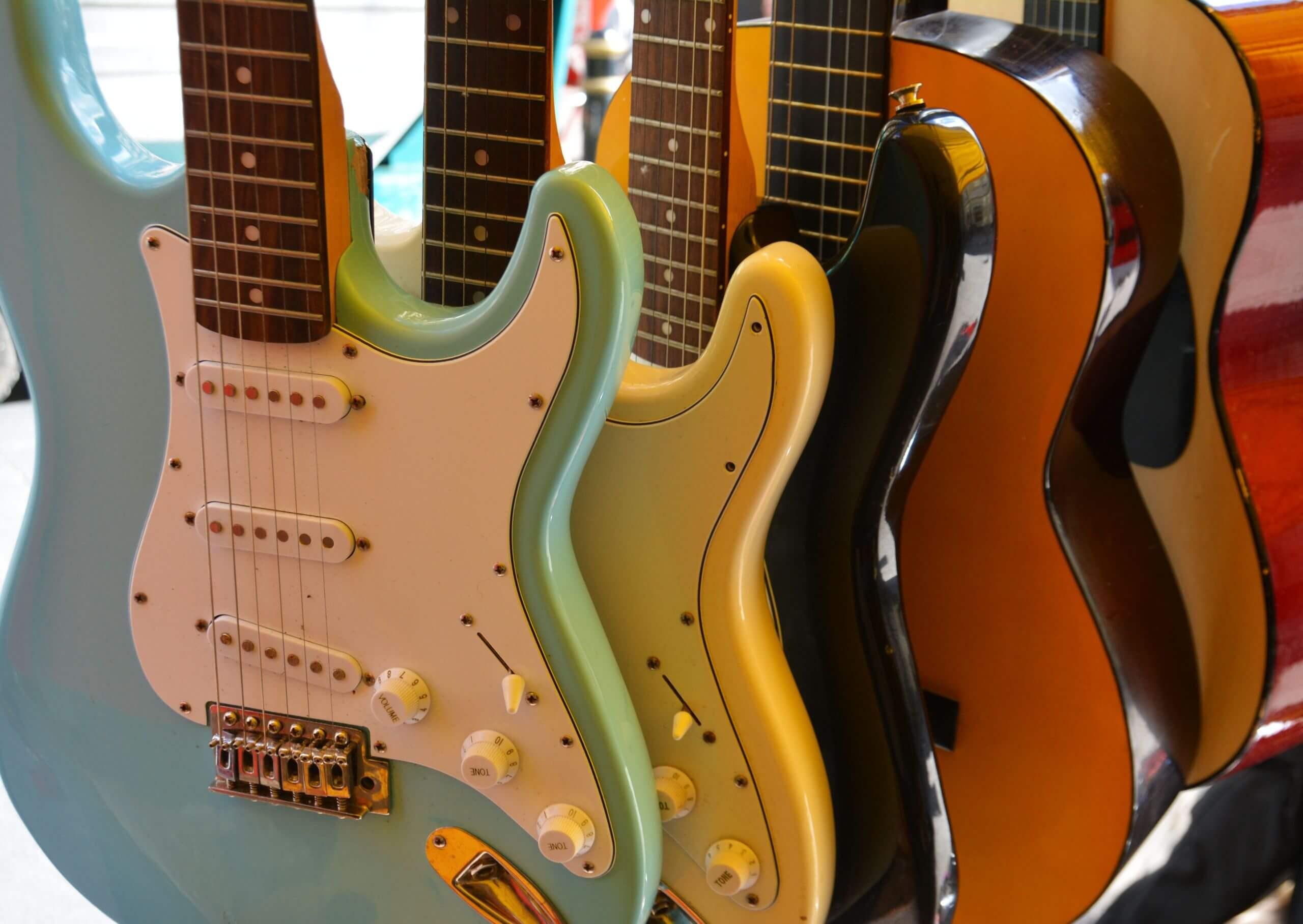 Gitarrenmodelle