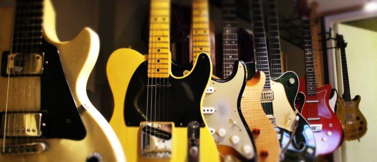 E-Gitarren Modelle