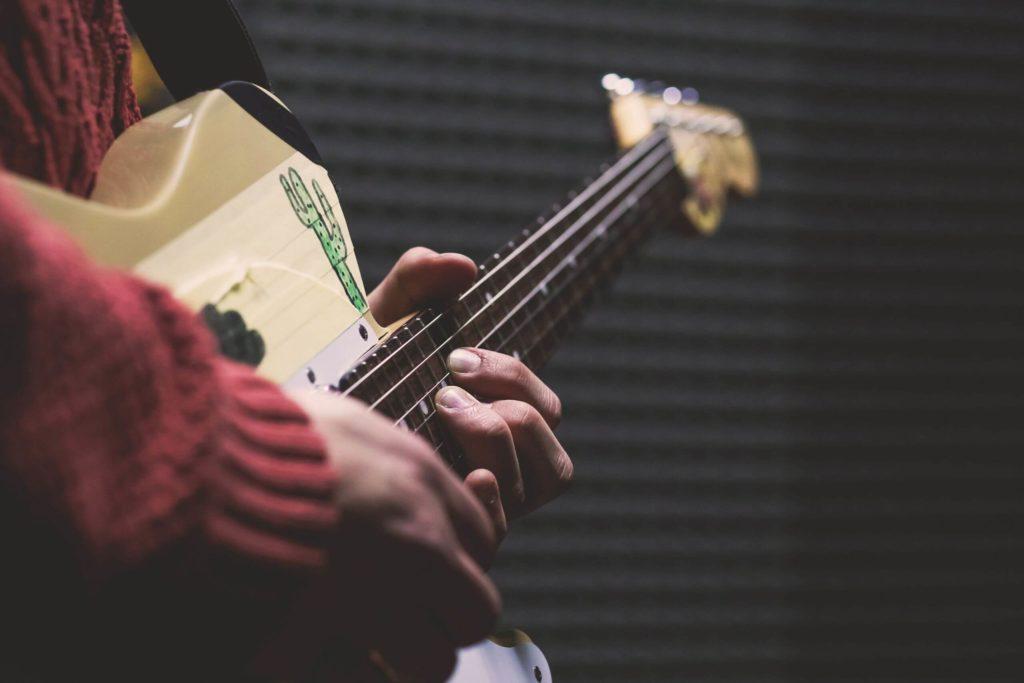 Fender E-Gitarre