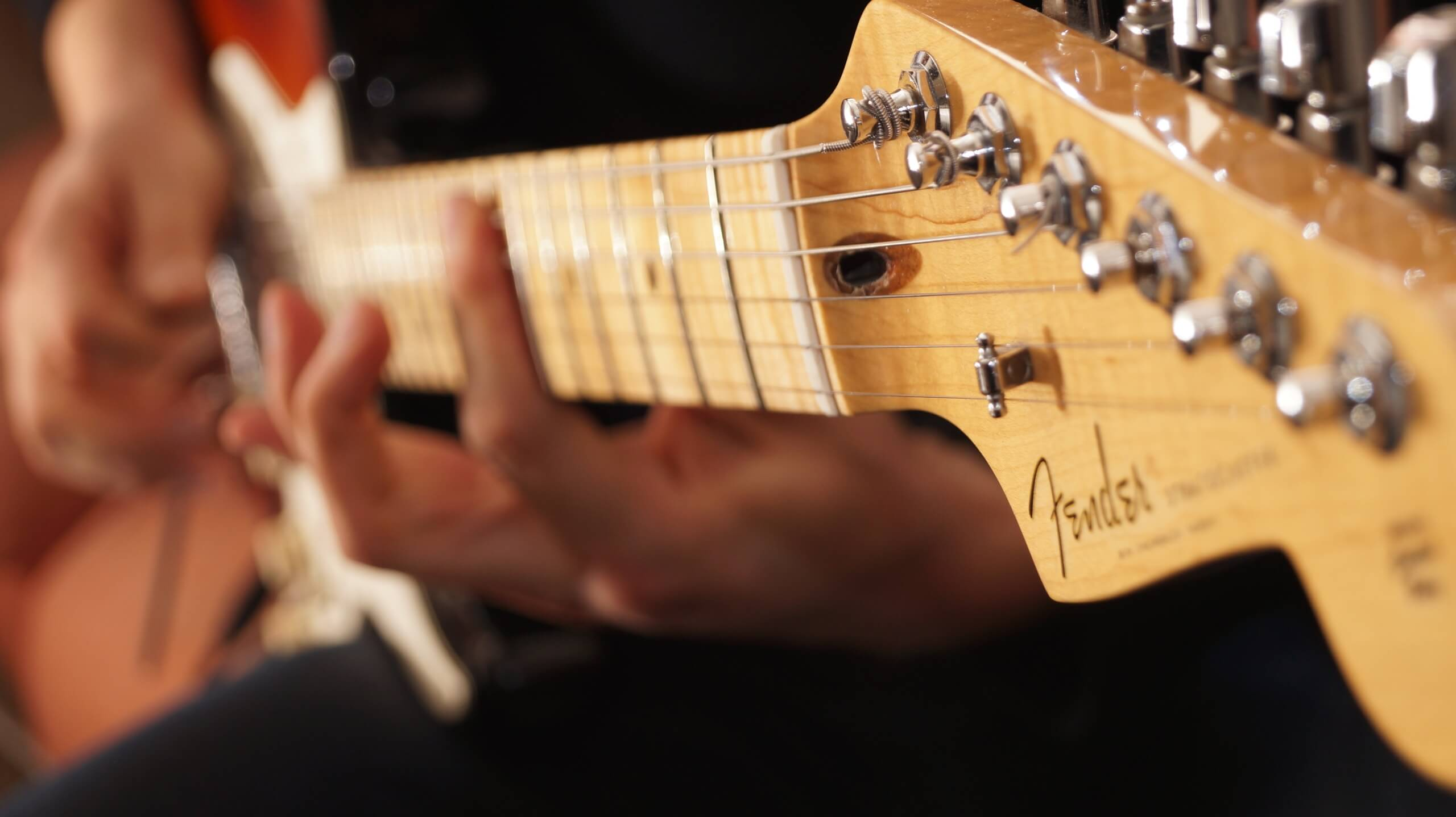 Mexico Stratocaster