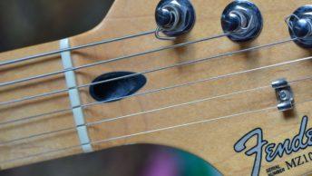 Fender Strat Saiten