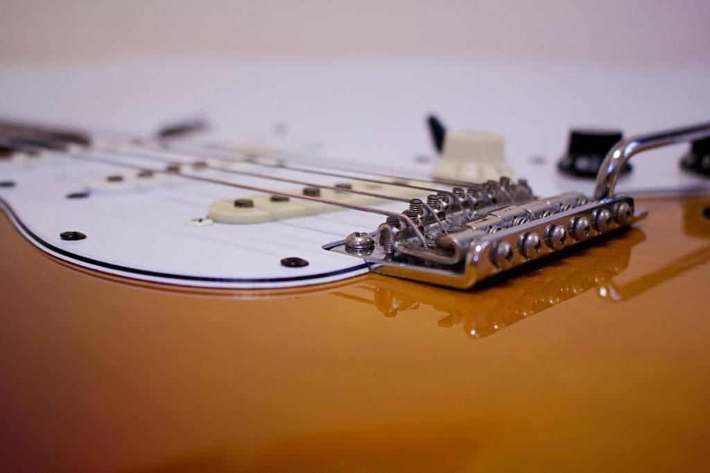 Fender Strat Bridge