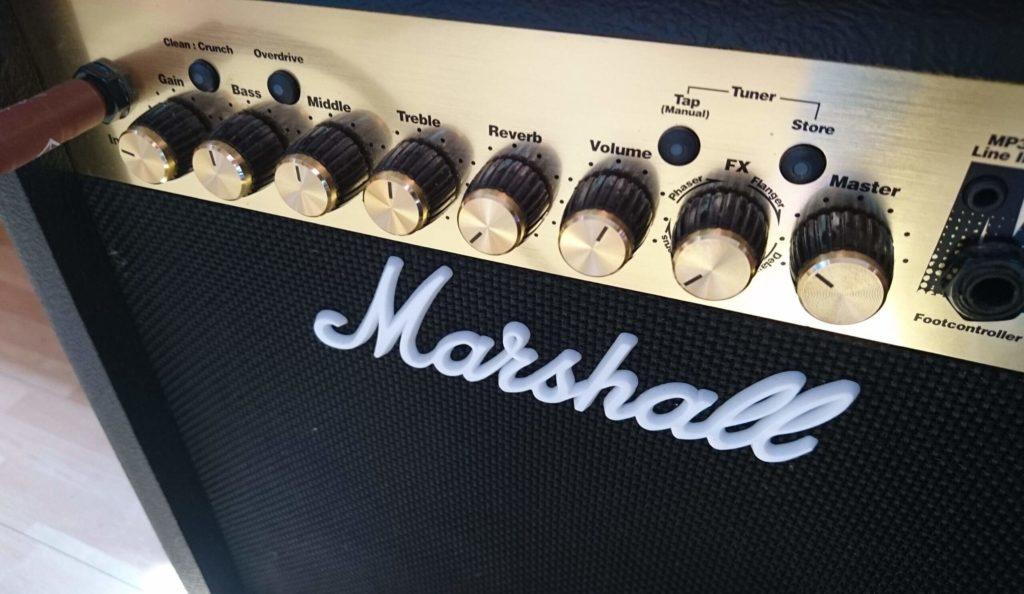 Marshall Comboverstärker