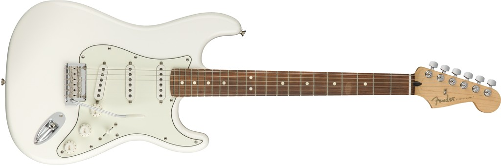 Fender Player Stratocaster in Polar White