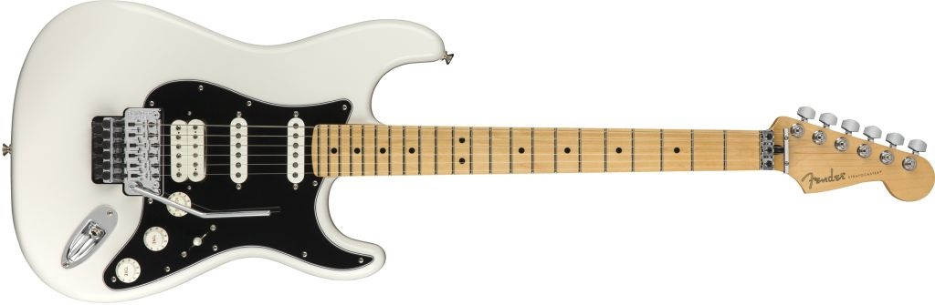 Player Stratocaster HSS mit Floyd Rose