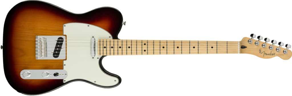 Fender Player Series Tele in 3-Color Sunburst