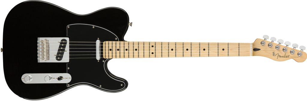 Fender Player Series Tele in schwarz (black)