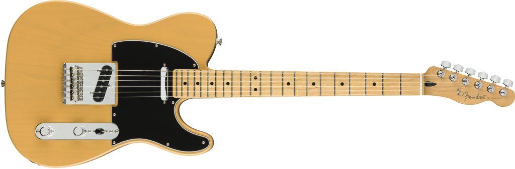 Fender Player Series Tele in Butterscotch Blondie
