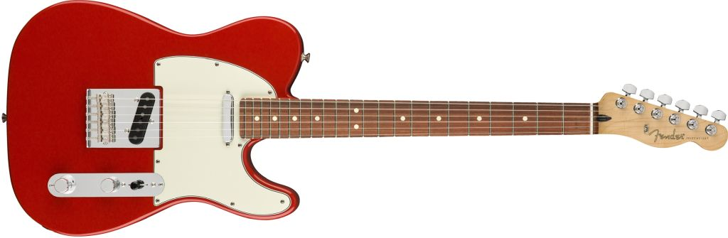 Fender Player Series Tele in rot (Sonic Red)