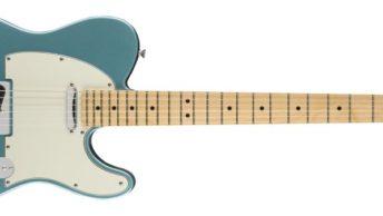 Fender Player Series Tele in türkis (Tidepool)