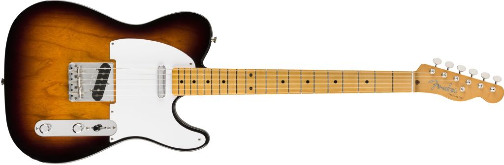Fender Vintera '50s Tele in 2-Color Sunburst