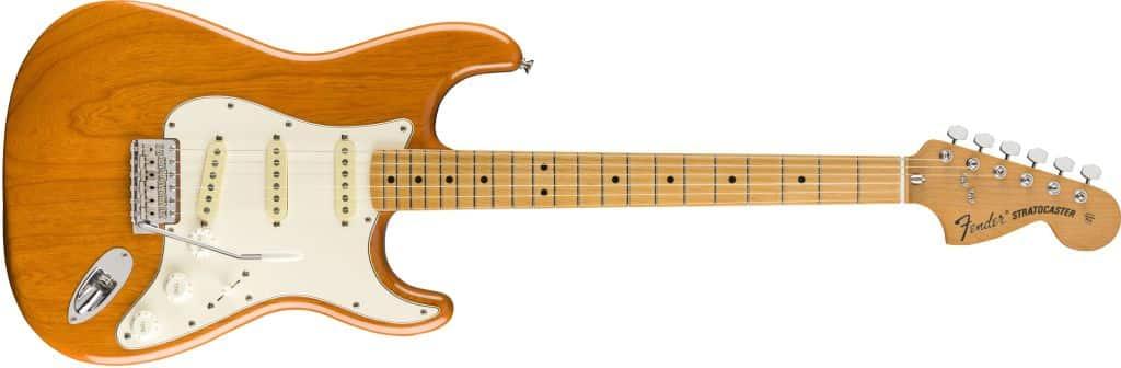 Fender Vintera '70s Strat in Aged Natural