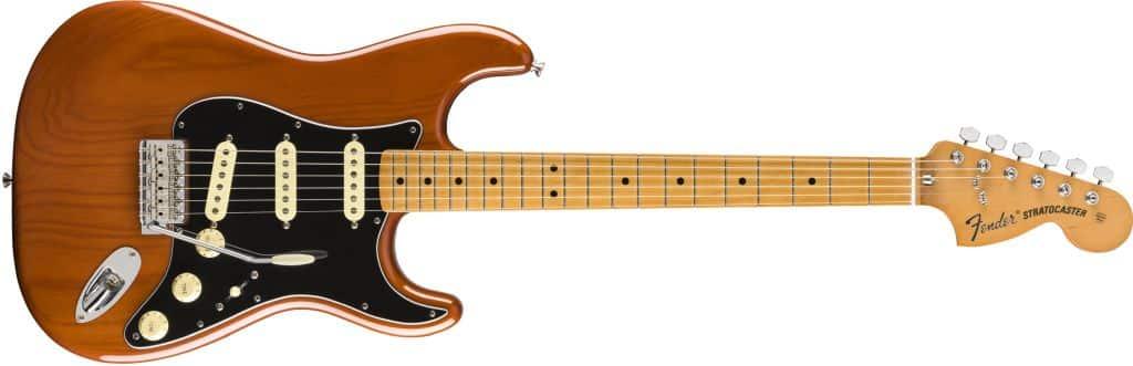 Fender Vintera '70s Strat in Mocha