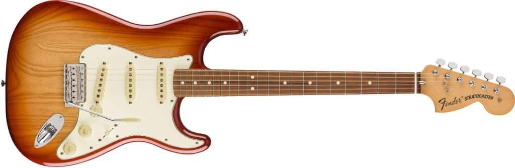 Fender Vintera '70s Strat in Sienna Sunburst