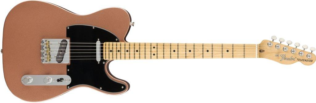 Fender American Performer Telecaster in Penny