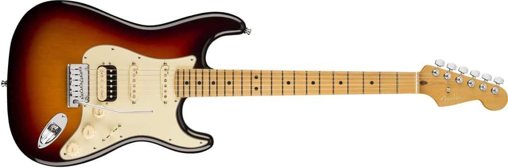Fender American Ultra HSS Stratocaster