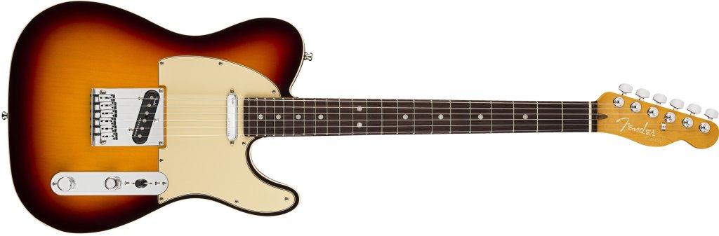 Fender American Ultra Telecaster in Ultraburst